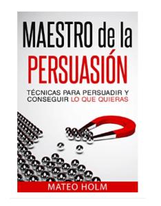 Libros para manipular personas