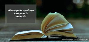 libros para mejorar la memoria