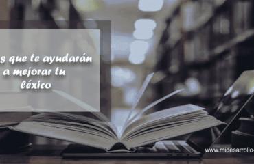 libros para mejorar el lexico